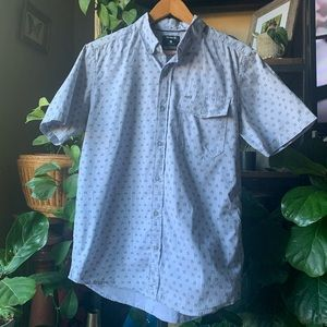 Hurley button down top